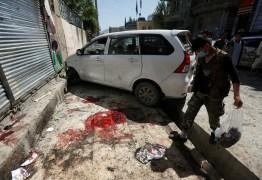 EXPLOSÃO: Atentado perto de centro eleitoral deixa 31 mortos