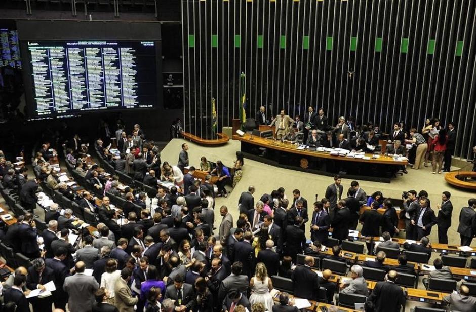 camara dos deputados aprova decreto de intervencao no rio senadores votam medida nesta terca 1 - Senado aprova regras para ajuda a imigrantes no Brasil