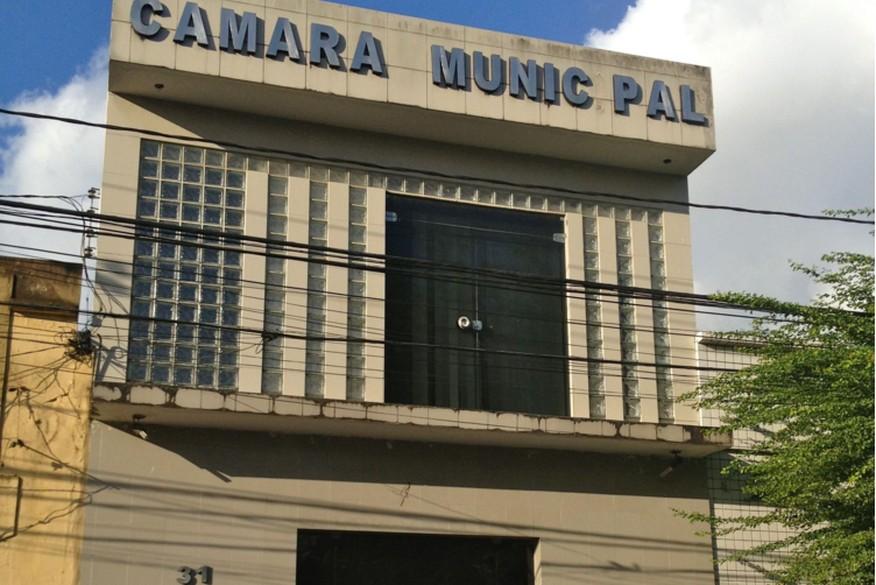 camara santa rita - Vereadores de Santa Rita votam amanhã pedido de afastamento do presidente da Câmara