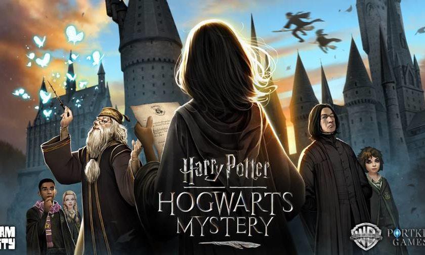 capa harry potter hogwarts mystery - HARRY POTTER: Hogwarts Mystery tem data de estreia divulgada