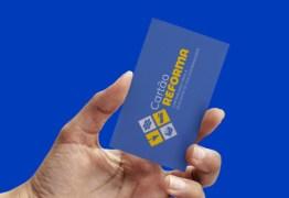 Governo Federal libera Cartão Reforma para Paraíba