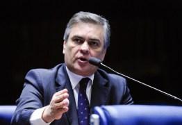 Cássio Cunha Lima propõe projeto de lei que torna automática prisão de condenados em segunda instância