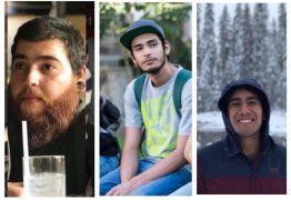 Três estudantes são mortos e dissolvidos em ácido