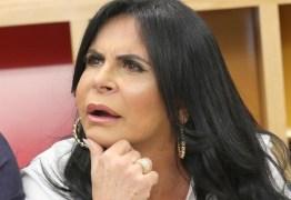 Gretchen diz que Mel Lisboa não precisou de dicas para interpretá-la