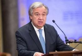 Secretário-Geral da ONU afirma que a Guerra Fria teria recomeçado