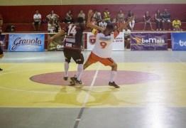 Liga Paraibana de Futsal: Unifacisa e Salonistas garantem classificação