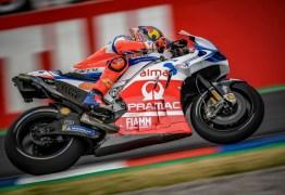 Jack Miller garante a poleposition no circuito da Argentina de MotoGP