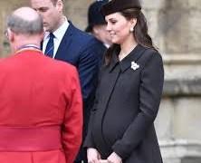 Nasce terceiro filho de Kate e do príncipe William
