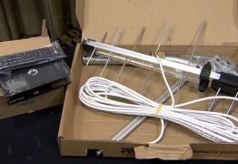 Cerca de 40 mil kits de TV digital ainda estão disponíveis gratuitamente na Paraíba