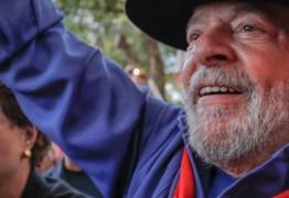 Em nova carta escrita na prisão, Lula acusa Moro de desacatar o Supremo