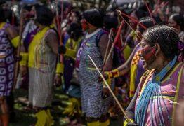 3 mil indígenas estão em Brasília para o Acampamento Terra Livre 2018