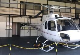 DE NOVO? Polícia apreende helicóptero de facção; três pessoas foram presas