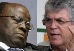 CONTRA A PAREDE? Ricardo Coutinho cobra interação de Joaquim Barbosa 'se quiser ser candidato'