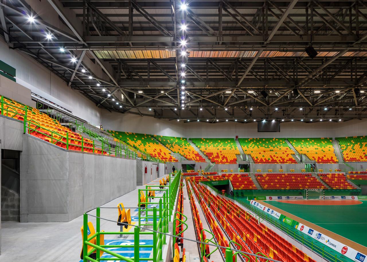 rio 2016 - TCU determina que Comitê Rio-2016 pague obras nas arenas dos Jogos