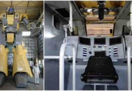 Japonês cria robô gigante armado e prova que fomos longe demais – VEJA VÍDEO