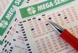 ACUMULOU: Mega-Sena vai pagar R$ 10 milhões na próxima quarta-feira