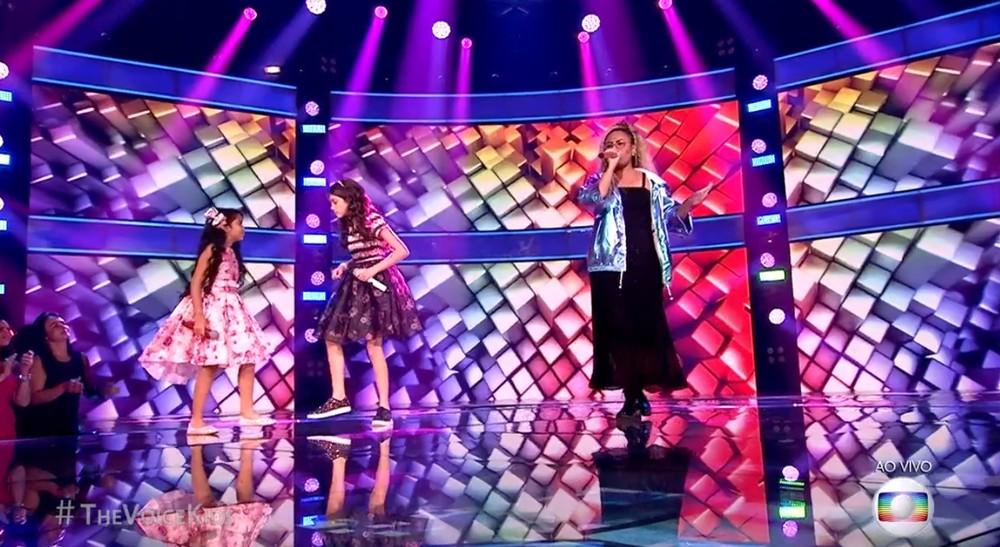 trio brown tvglobo - Preferida pelo público Mariah Yohana está fora da final pela escolha de Carlinhos Brown após empate