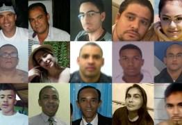 VIOLÊNCIA: Brasil registra mais de 3 mil pessoas assassinadas em fevereiro no Brasil