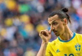 Federação Sueca confirma Ibrahimovic fora da Copa do Mundo
