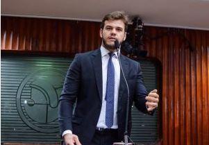 """0222 - Diante de impasse no Solidariedade, Bruno Cunha Lima ressalta missão de paz e sentencia: """"Não vou ficar trocando farpas com João"""""""