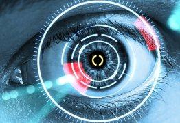 Pesquisadores desenvolvem membrana que transforma os olhos em lasers