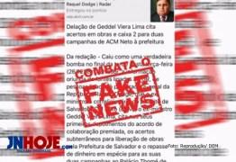 FAKE NEWS: TRE e Tribunal de Contas mira nos sites de notícias anônimos na Paraíba –VEJA A LISTA