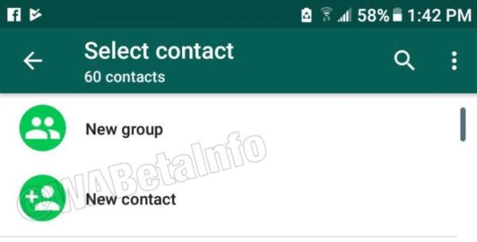 206910430782 whatsapp adicionar contatos - WhatsApp recebe função de visibilidade de mídia e facilita inclusão de contatos