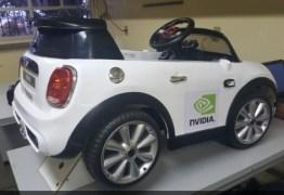 VEJA VÍDEOS: carros Autônomos é tema de Projeto de Inovação da IFPB Campus Cajazeiras