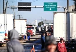 Governo cogita pedir prisão de líderes da greve dos caminhoneiros