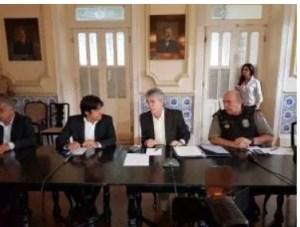 33 3 300x227 - AGORA: RC reúne entidades e debate soluções para amenizar efeitos da greve dos caminhoneiros – FOTOS