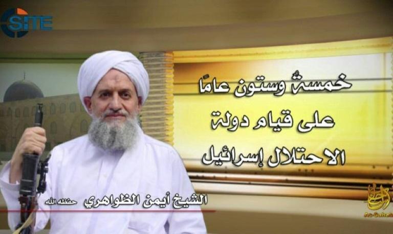 8cf908a1de7add34da5dc39357f037ed733fdcc0 - Líder da Al-Qaeda convoca guerra contra Estados Unidos