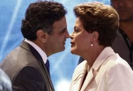 Dilma desbanca Aécio e lidera disputa pelo Senado de MG