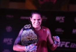 Amanda Nunes tem mais um desafio no MMA neste sábado