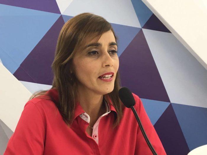 Ana Cláudia Vital e1522838247483 - Encontro Estadual das Mulheres do PSB em CG é cancelado por greve dos caminhoneiros