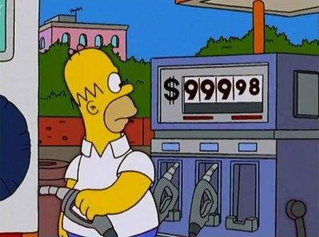 Dd94nAOV4AAwwfX - PRECISÃO: 'Os Simpsons' previram a greve dos caminhoneiros no Brasil