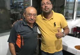 BASTIDORES: Expedito Pereira e Jeferson Kita se reúnem em Bayeux e traçam estratégias em prol de João Azevedo