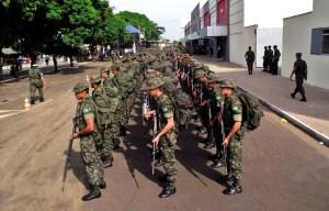 Exercito Imperatriz MA 300x192 - EXÉRCITO CONTRA CAMINHONEIROS: Comandante do Exército já mobiliza tropas em todo o país, na Paraíba ação depende de ordens superiores - ENTENDA