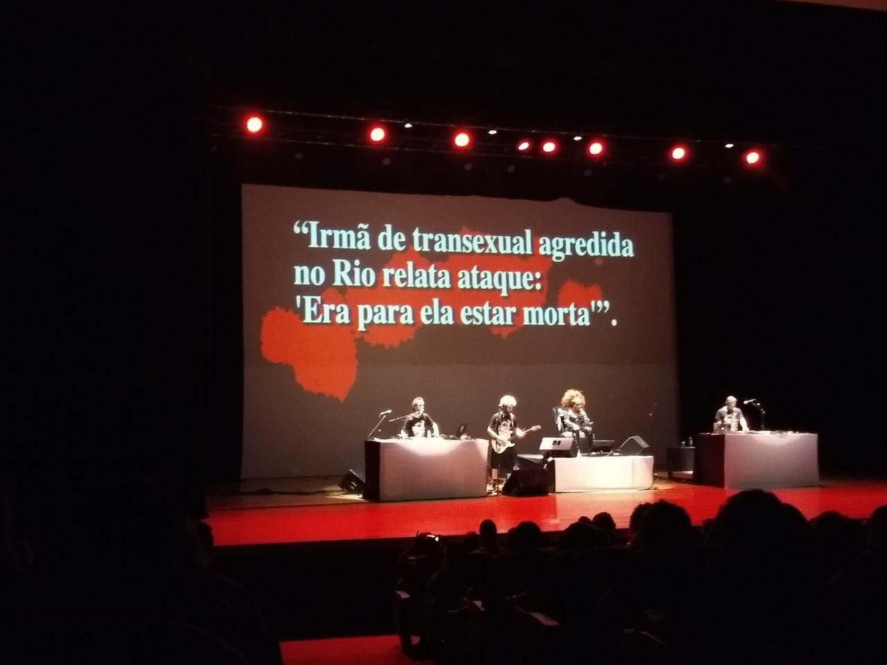 IMG 20180512 222622428 - ELZA SOARES: 'A Voz e a Máquina' contra a homofobia e os crimes de ódio