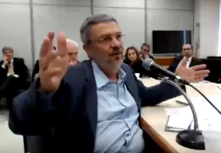 DELAÇÃO PREMIADA: Palocci diz que filho de Lula recebeu propina de montadoras