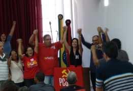Encontro Estadual: PCdoB oficializa nome de Gregória Benário para o Senado