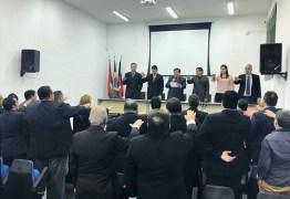 Conselheiros elegem e empossam nova diretoria do Creci-PB