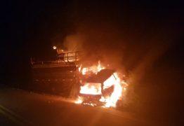 TRAGÉDIA NA ESTRADA: Colisão entre veículos deixa uma vítima fatal