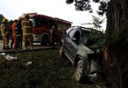 Neta e bisneta do médium João de Deus sofrem acidente de carro