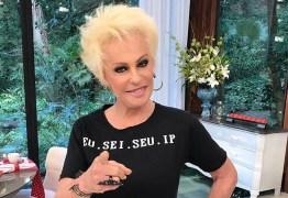GAFE: Ana Maria comete confunde João Gilberto com Gilberto Gil