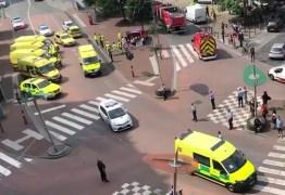 """""""ALÁ É GRANDE!"""", gritou terrorista antes de matar três pessoas na Bélgica"""