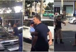 É guerra? Vídeos flagram brigas por gasolina em posto de combustível