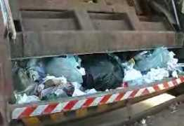 DEVIDO AOS PROTESTOS NAS RODOVIAS: Prefeitura de Santa Rita alerta população para suspensão no recolhimento de lixo
