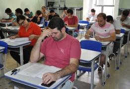 Mais de 32 mil candidatos fazem provas de concursos para prefeituras da Paraíba