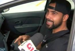 VEJA VÍDEOS: Motorista dá resposta sincera e constrange repórter da Globo