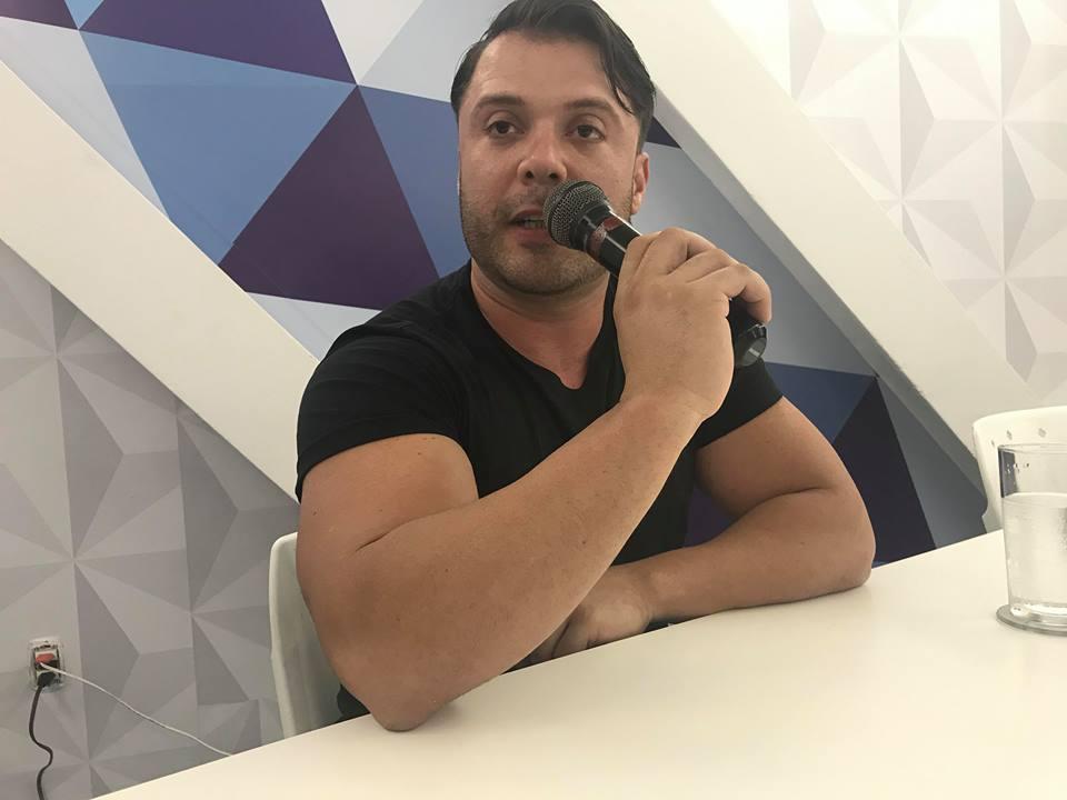 deputado estadual caio roberto - EXCLUSIVO: Bruno Roberto é o vice na chapa de Maranhão indicado pelo PR, afirma Caio Roberto - VEJA VÍDEO